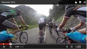 Marmotte 2014 video