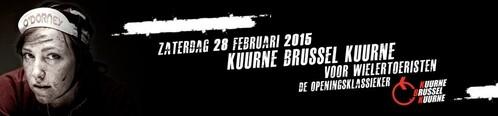 Brussel Kuurne Brussel voor wielertoeristen