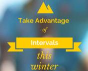 Intervaltraining Winter