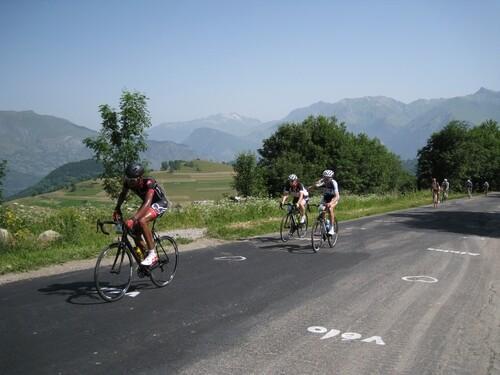 Afvallen wielrennen