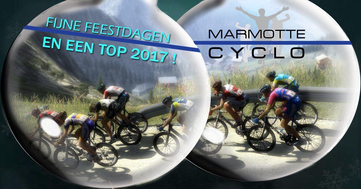 MarmotteCyclo Een goed 2017